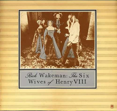 Bild Rick Wakeman - The Six Wives Of Henry VIII (LP, Album, RE, Gat) Schallplatten Ankauf