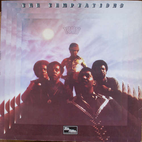 Bild The Temptations - 1990 (LP, Album) Schallplatten Ankauf