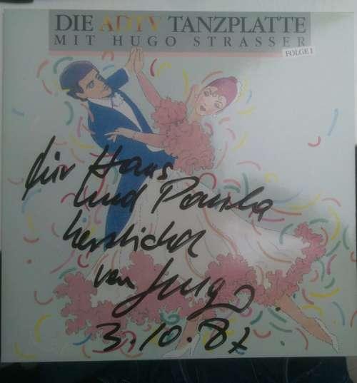 Bild Hugo Strasser - Die ADTV Tanzplatte Folge 1 (12) Schallplatten Ankauf