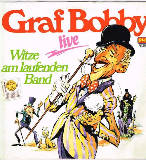 Bild Unknown Artist - Witze Am Laufenden Band - Graf Bobby Live  (LP) Schallplatten Ankauf