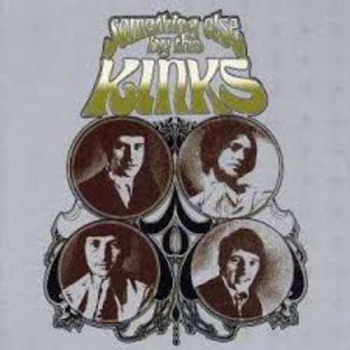 Cover The Kinks - Something Else By The Kinks (LP, Album, Mono) Schallplatten Ankauf