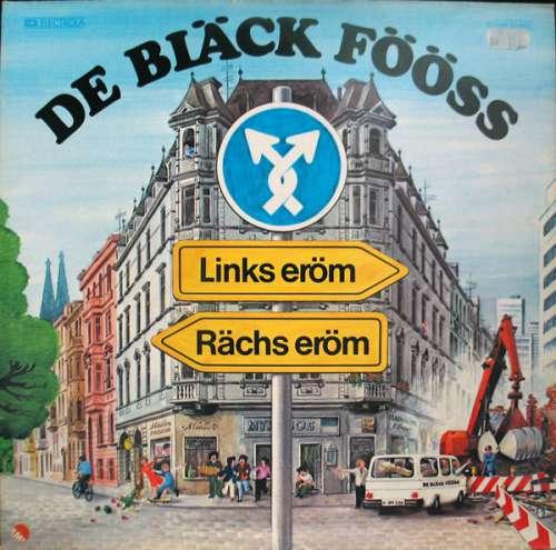 Bild De Bläck Fööss* - Links Eröm - Rächs Eröm (LP, Album, Gat) Schallplatten Ankauf