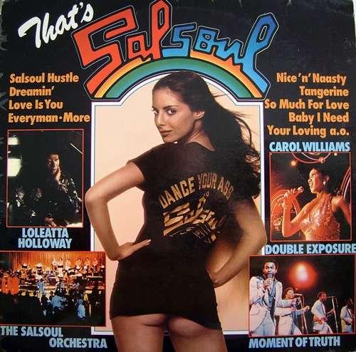 Bild Various - That's Salsoul (LP, Comp) Schallplatten Ankauf