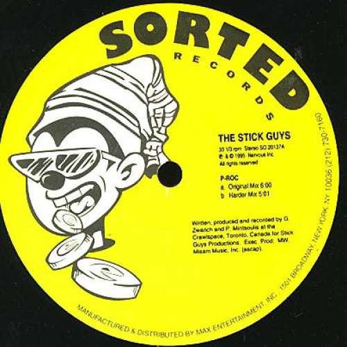 Bild The Stick Guys - P-Roc (12) Schallplatten Ankauf