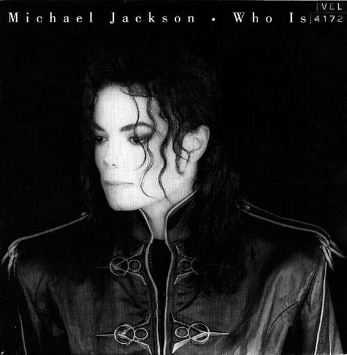 Cover Michael Jackson - Who Is It (7, Single) Schallplatten Ankauf