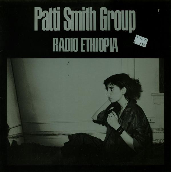 Cover zu Patti Smith Group - Radio Ethiopia (LP, Album, RP) Schallplatten Ankauf