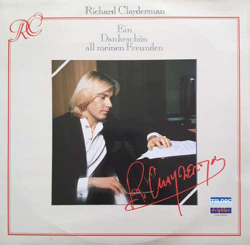Bild Richard Clayderman - Ein Dankeschön All Meinen Freunden (LP, Club) Schallplatten Ankauf