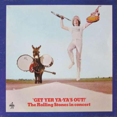 Cover Rolling Stones, The - Get Yer Ya-Ya's Out! - The Rolling Stones In Concert (LP, Album, RE) Schallplatten Ankauf