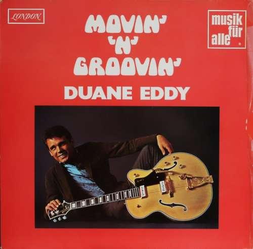 Bild Duane Eddy - Movin' 'N' Groovin' (LP, Comp) Schallplatten Ankauf