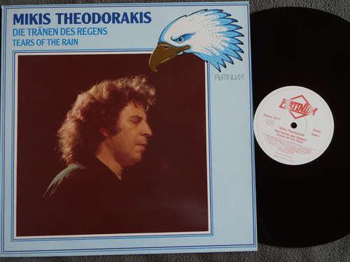 Cover zu Mikis Theodorakis - Die Tränen Des Regens (Tears Of The Rain) (LP) Schallplatten Ankauf