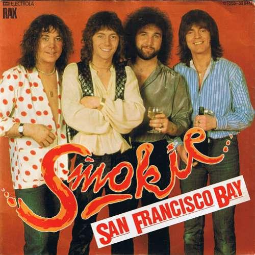 Cover zu Smokie - San Francisco Bay (7, Single) Schallplatten Ankauf