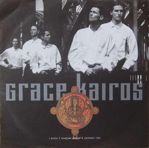 Bild Grace Kairos - I Don't Know What's Going On (7) Schallplatten Ankauf