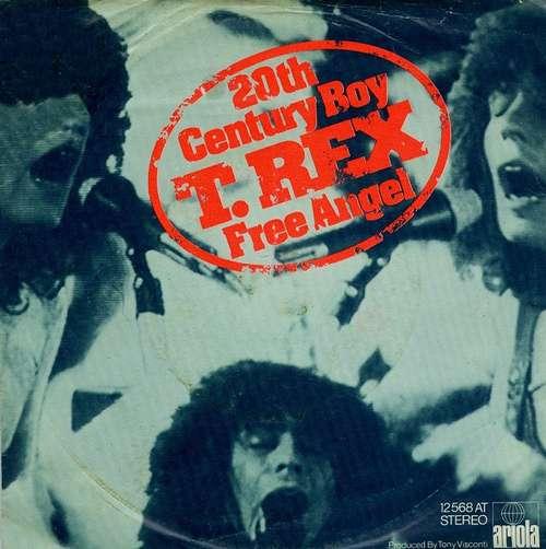 Bild T. Rex - 20th Century Boy / Free Angel (7, Single) Schallplatten Ankauf