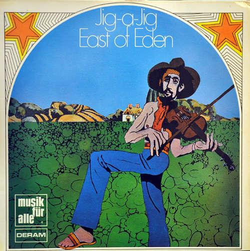 Bild East Of Eden (2) - Jig-A-Jig (LP, Comp, red) Schallplatten Ankauf