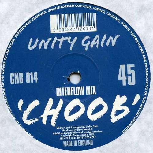 Cover zu Unity Gain (2) - Choob (12) Schallplatten Ankauf
