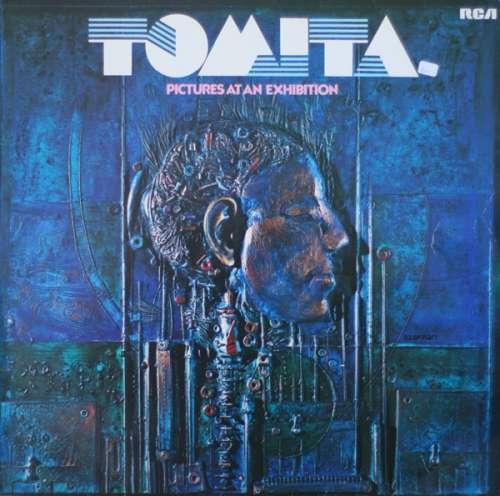 Cover Tomita - Pictures At An Exhibition (LP, Album) Schallplatten Ankauf