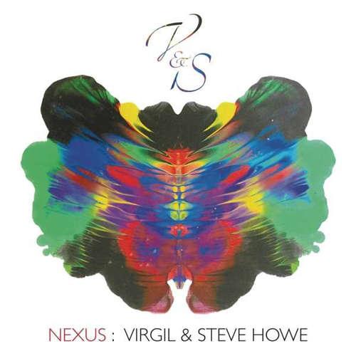 Cover Virgil* & Steve Howe - Nexus (LP, Album + CD, Album) Schallplatten Ankauf