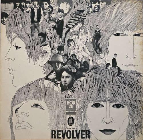 Cover zu The Beatles - Revolver (LP, Album, Ful) Schallplatten Ankauf