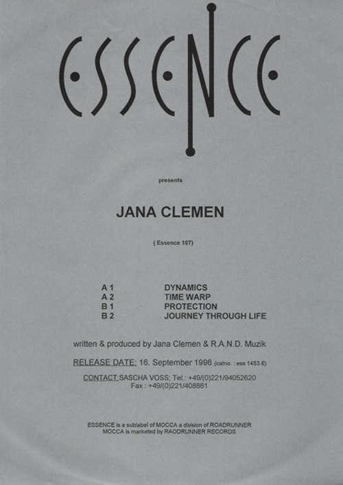 Bild Jana Clemen - Dynamics (12, Promo, W/Lbl) Schallplatten Ankauf