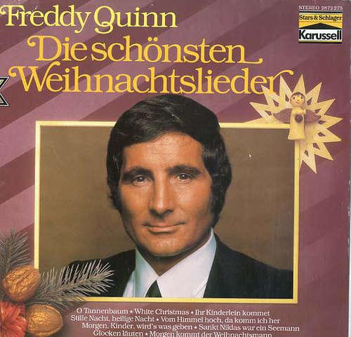 Cover zu Freddy Quinn - Die Schönsten Weihnachtslieder (LP, Album) Schallplatten Ankauf
