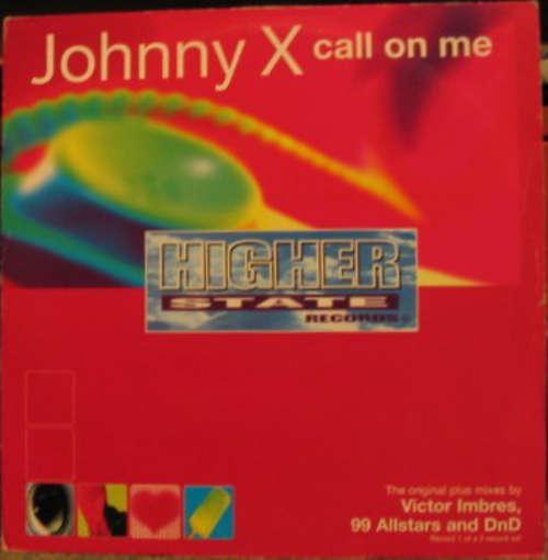 Cover Johnny X (6) - Call On Me (12) Schallplatten Ankauf