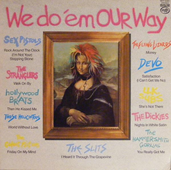 Cover Various - We Do 'Em Our Way (LP, Comp) Schallplatten Ankauf