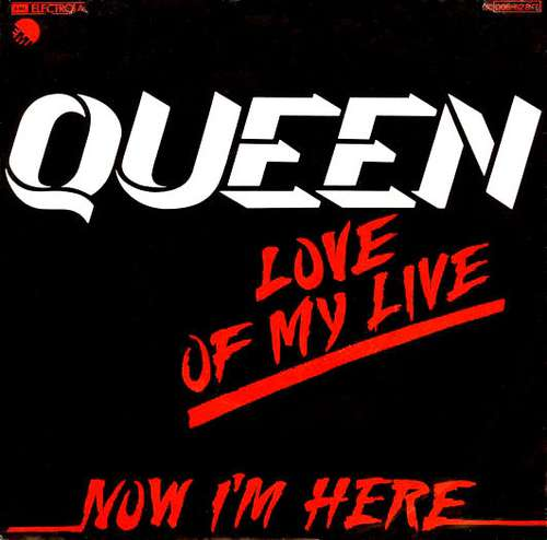 Cover Queen - Love Of My Live (7, Single) Schallplatten Ankauf