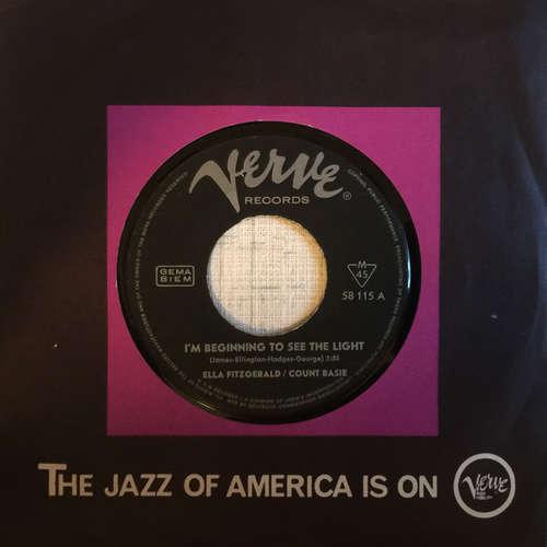 Bild Ella Fitzgerald - I'm Beginning To See The Light (7) Schallplatten Ankauf