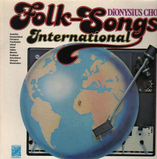 Bild Dionysius-Chor Krefeld - Folk-Songs International (LP) Schallplatten Ankauf
