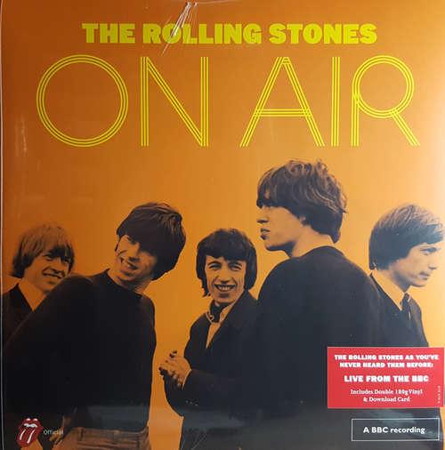 Cover The Rolling Stones - The Rolling Stones On Air (2xLP, Album) Schallplatten Ankauf