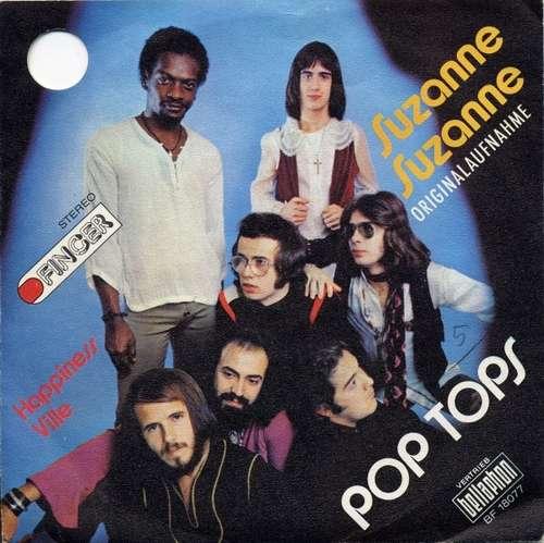 Bild Pop Tops* - Suzanne Suzanne (7, Single) Schallplatten Ankauf