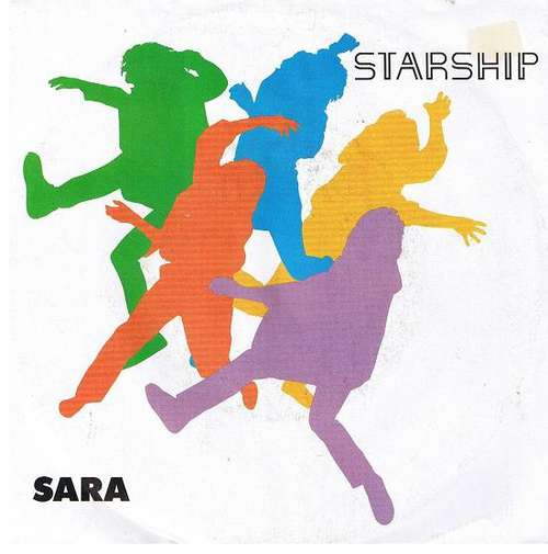 Bild Starship (2) - Sara (7, Single) Schallplatten Ankauf
