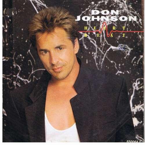 Bild Don Johnson - Heart Beat (7, Single) Schallplatten Ankauf