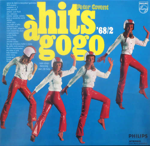 Cover Peter Covent - Hits À Gogo '68/2 (LP, Album, Comp, Mixed) Schallplatten Ankauf
