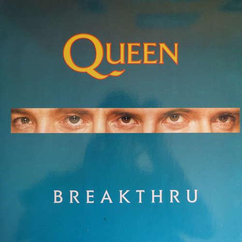 Cover Queen - Breakthru (12, Maxi) Schallplatten Ankauf