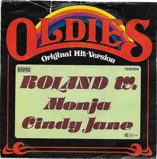 Bild Roland W. - Monja / Cindy Jane (7, Single, RE) Schallplatten Ankauf