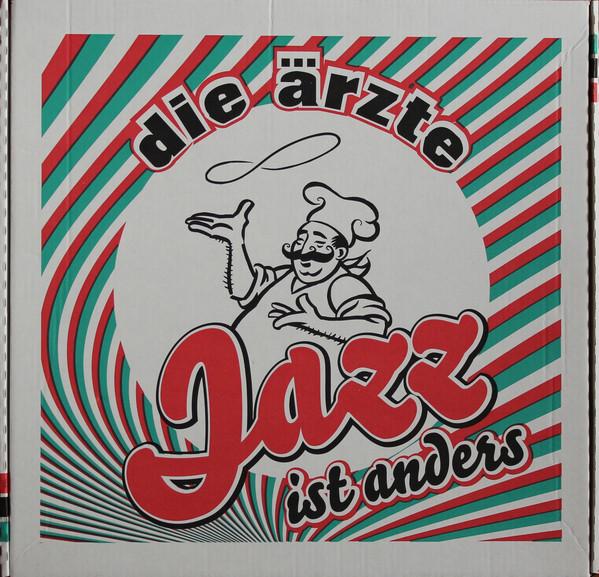 Cover Die Ärzte - Jazz Ist Anders (LP, Album, Pic + 7, EP, Pic) Schallplatten Ankauf