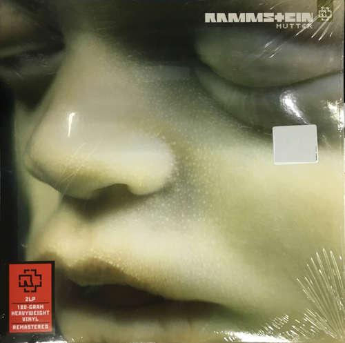 Cover Rammstein - Mutter (2xLP, Album, RE, RM, 180) Schallplatten Ankauf