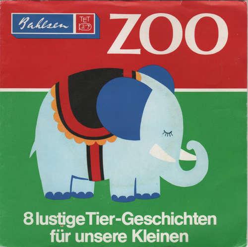 Cover zu Christel Pfeil, Heinz Stöver*, Peter Gerlin - Zoo - Lustige Tiergeschichten Teil 3 (7, Promo, FOC) Schallplatten Ankauf