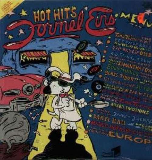 Cover zu Various - Formel Eins - Hot Hits (LP, Comp) Schallplatten Ankauf