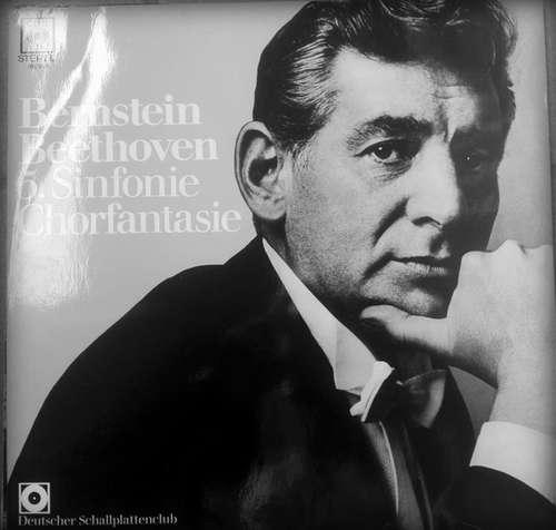 Bild Bernstein* - Beethoven* - 5. Sinfonie Chorfantasie (LP, Club) Schallplatten Ankauf