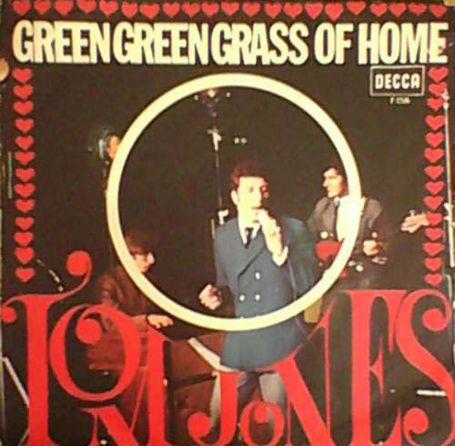 Bild Tom Jones - Green, Green Grass Of Home (7) Schallplatten Ankauf
