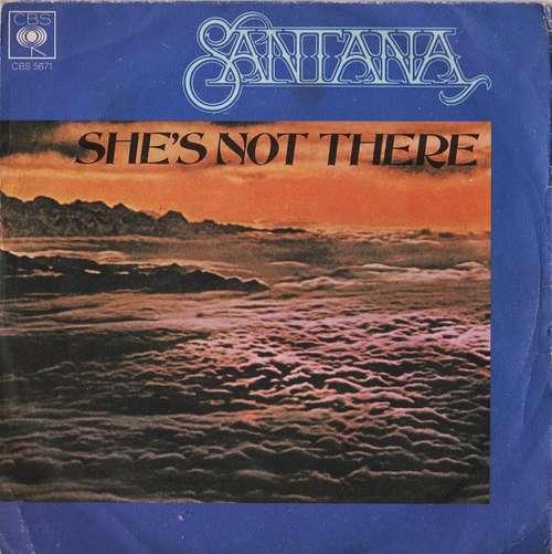 Bild Santana - She's Not There (7) Schallplatten Ankauf
