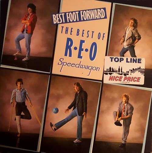 Bild REO Speedwagon - Best Foot Forward (The Best Of REO Speedwagon) (LP, Comp, RE) Schallplatten Ankauf
