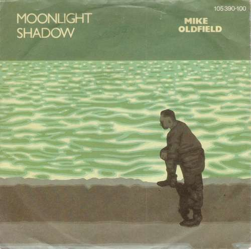 Bild Mike Oldfield - Moonlight Shadow (7, Single) Schallplatten Ankauf
