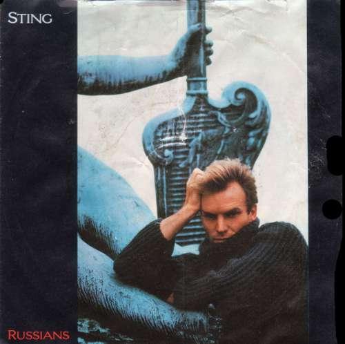Bild Sting - Russians (7, Single) Schallplatten Ankauf