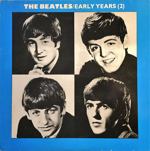 Cover The Beatles - Early Years (2) (LP, Comp, Bla) Schallplatten Ankauf
