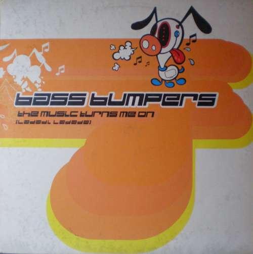 Bild Bass Bumpers - The Music Turns Me On (12) Schallplatten Ankauf
