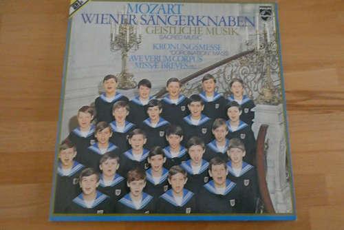 Cover zu Mozart*, Wiener Sängerknaben*, Robert Behan, Walter Raninger, Wiener Domorchester, Ferdinand Grossmann - Geistliche Musik (2xLP, Album, Gat) Schallplatten Ankauf
