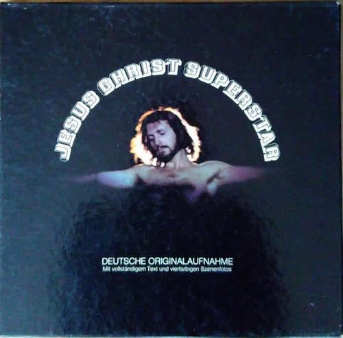 Cover Various - Jesus Christ Superstar Deutsche Originalaufnahme (2xLP, Album, Box) Schallplatten Ankauf